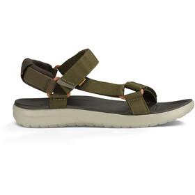 Teva Sanborn Universal Sandały Mężczyźni oliwkowy